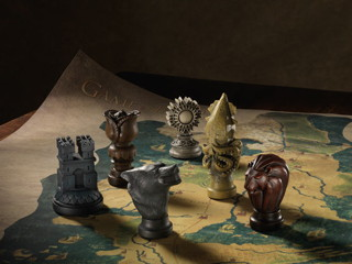 Game of Thrones Map Markers (Dark Horse)