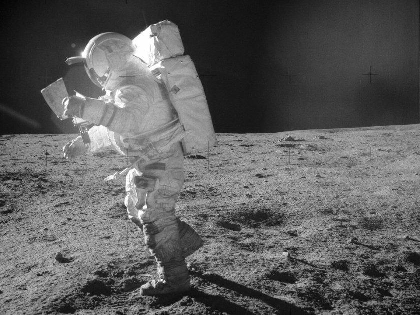 Apollo 14: Mitchell Studies Map