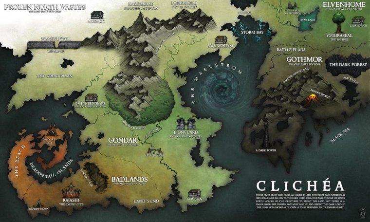 Clichéa