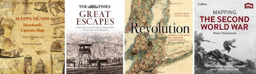 Map Books of 2015: Historical Maps