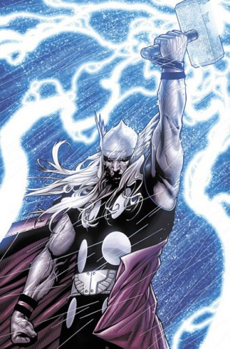 Thor, God of Badass
