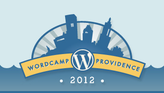 WordCamp Providence 2012