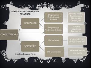 PNI; Diagramas: Radial y de Árbol (Expo 1) | DHA