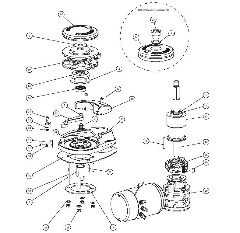 Lewmar V700 Windlass Owners Manual