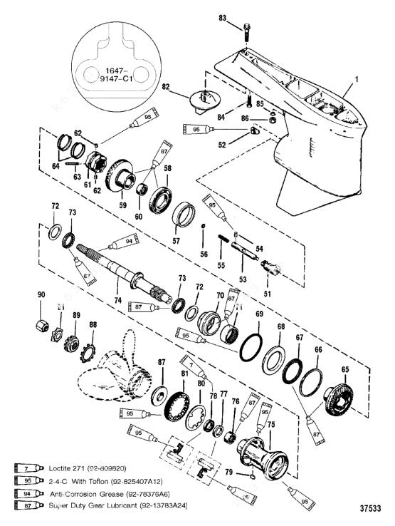 71 74 Ski Doo Parts Manual