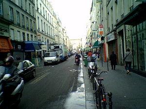 Rue du Faubourg Saint-Denis