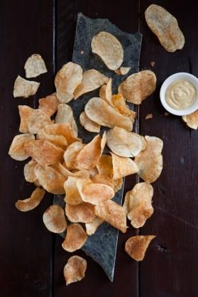 Billy Goat Potato Chips