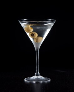The Perfect Vodka Martini