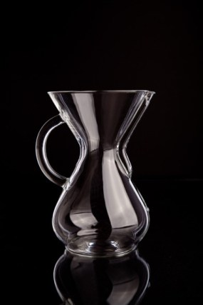 Glass Chemex Coffeemaker