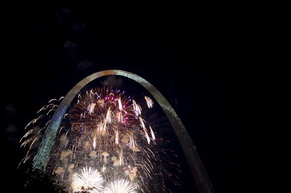 Americana - Fireworks