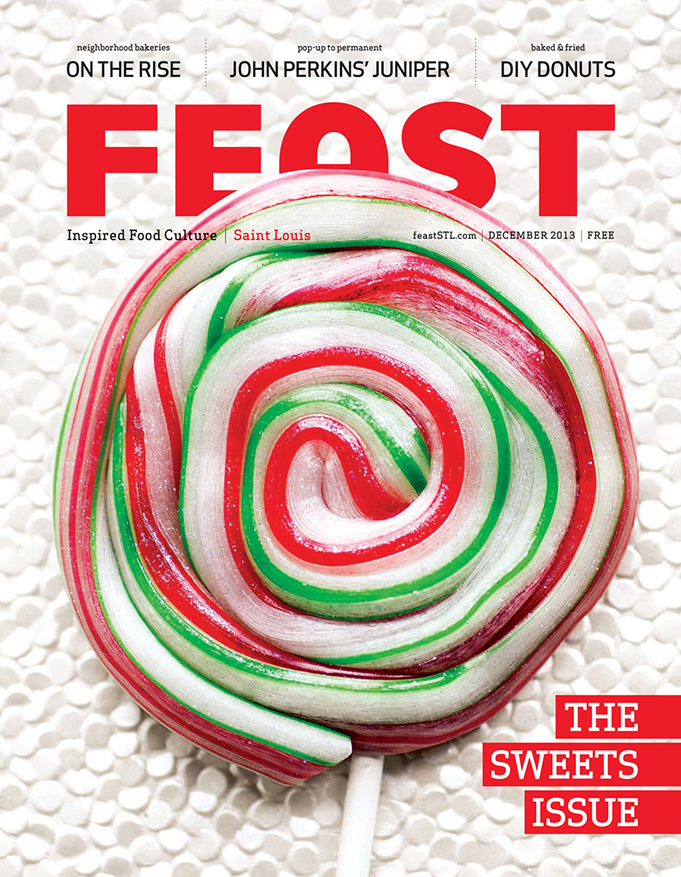 Feast Magazine, December 2013