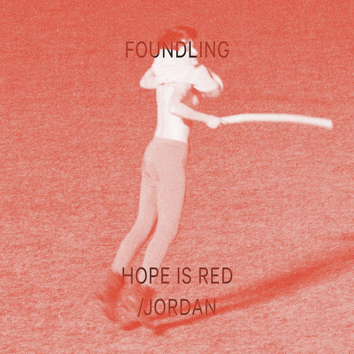 Hope Is Red / Jordan (Album Cover)