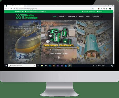 westerntechnologylights.com