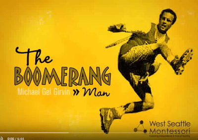 The Boomerang Man