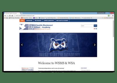 WSMS Website Administrator
