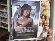 Film posters, Idumota Market, 2011
