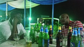 Where do correct ideas come from? University of Ibadan Senior Staff Club: Onookome Okome, Tony Adah, and Emeywo Biakalo, 2015