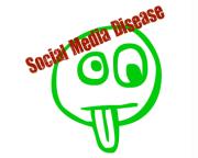 social media disease