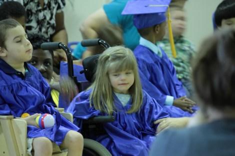 Savannah's Preschool graduation
