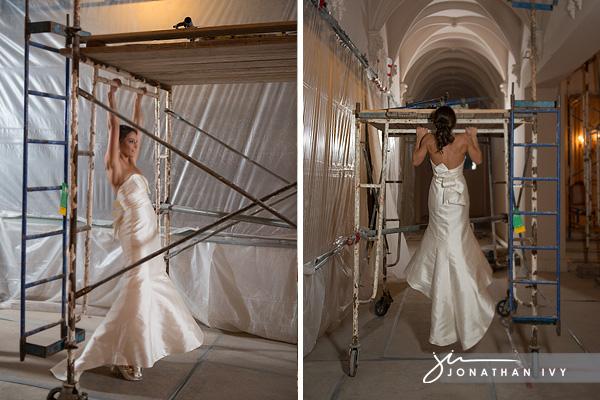 Fun Wedding Shoes Bride