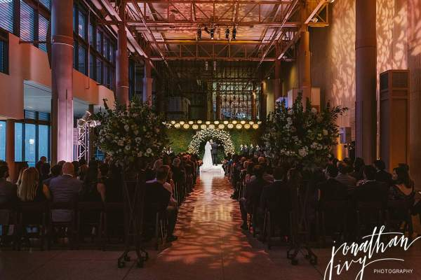 Houston Museum Of Natural Science Wedding - Vecchion