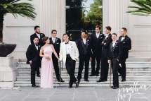 Hotel Zaza Houston Wedding - Phantom Ballroom Ceremony