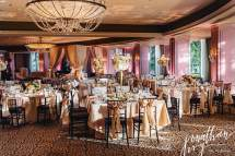 Phantom Hotel ZaZa Wedding Ballroom Reception