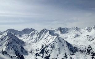 View from Wolf Ridge