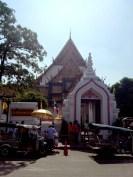 Temple near the Royal Palace