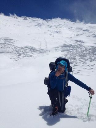 Mountain Pose: The Thinker