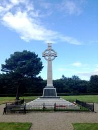 Cross at Tynwald