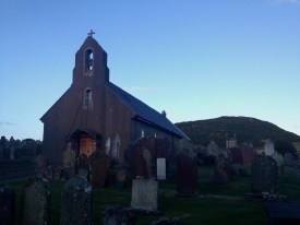 Maughold Graveyard