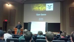 HTML5TX Open Spaces by Alan Stevens