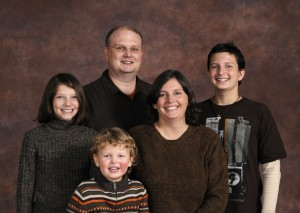 The Jeter Family