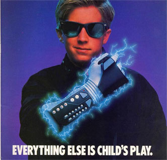 PowerGlove - Everything Else is Child's Play.