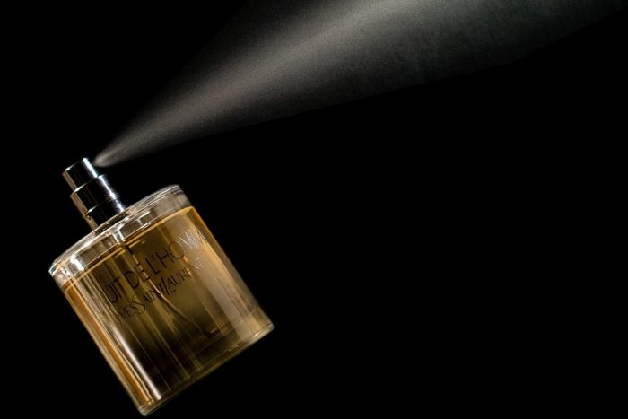 cologne spray photography
