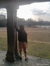 Angkor Archaeological Park - Angkor Wat Sayaka 1
