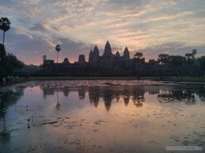 Angkor Archaeological Park - Angkor Wat sunrise 12
