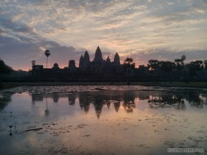 Angkor Archaeological Park - Angkor Wat sunrise 13