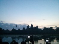 Angkor Archaeological Park - Angkor Wat sunrise 6
