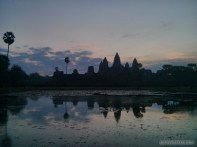 Angkor Archaeological Park - Angkor Wat sunrise 9