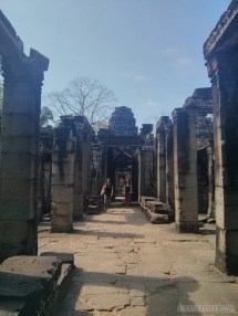 Angkor Archaeological Park - Banteay Kdei 4
