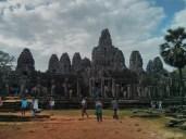 Angkor Archaeological Park - Bayon 1