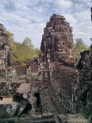 Angkor Archaeological Park - Bayon 10