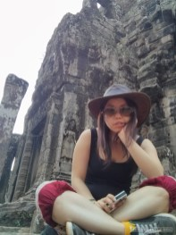 Angkor Archaeological Park - Bayon Sayaka 1