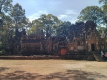 Angkor Archaeological Park - Chau Say Tevoda 1