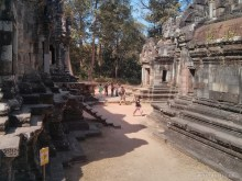 Angkor Archaeological Park - Chau Say Tevoda 2