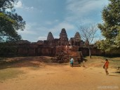 Angkor Archaeological Park - East Mebon 1