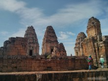 Angkor Archaeological Park - East Mebon 2