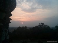 Angkor Archaeological Park - Phnom Bakheng sunset 4